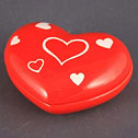 Коробочка для колец в форме сердца